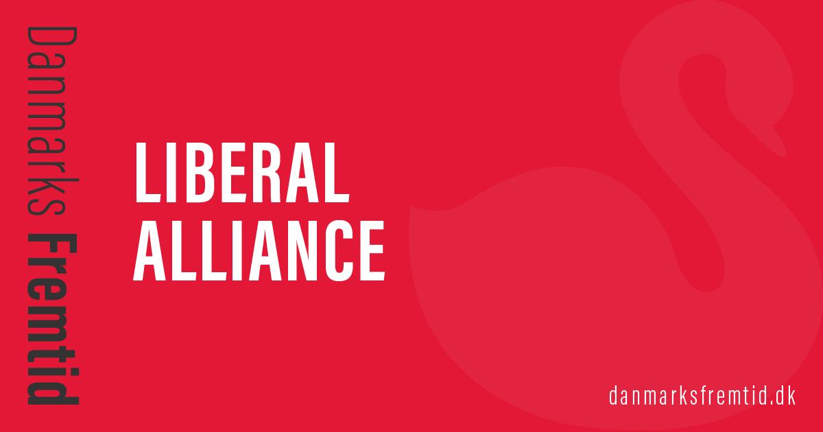 Liberal Alliance - Danmarks Fremtid