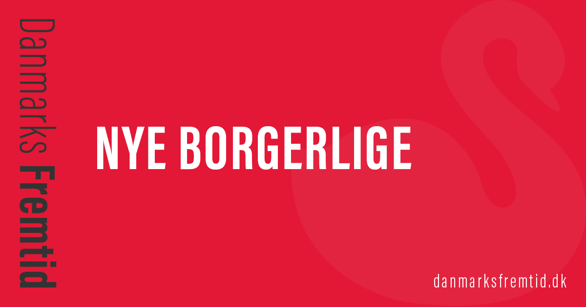 Nye Borgerlige - Danmarks Fremtid