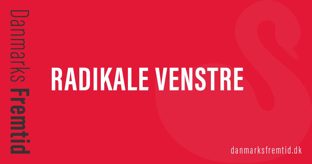 Radikale Venstre - Danmarks Fremtid