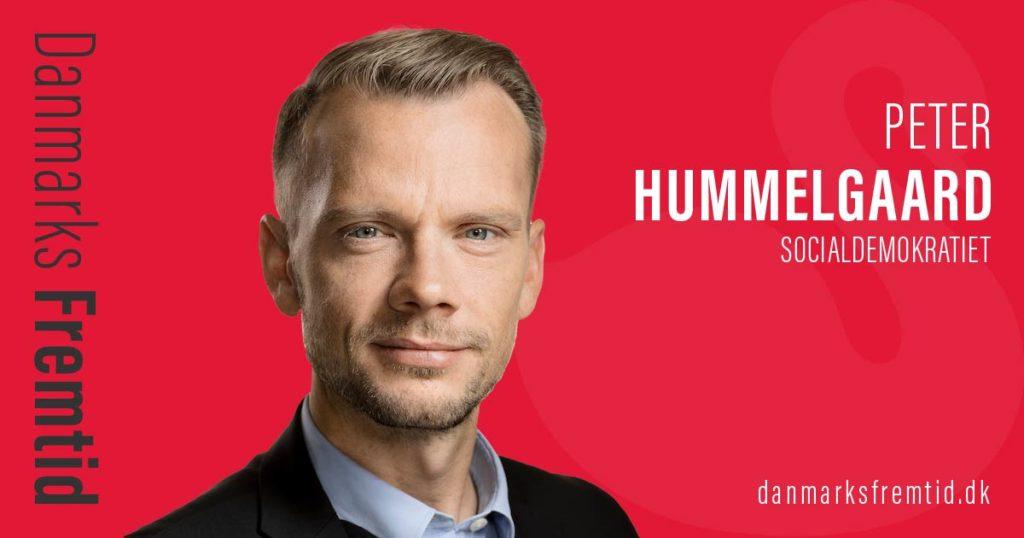 Danmarks Fremtid Socialdemokratiet Peter Hummelgaard
