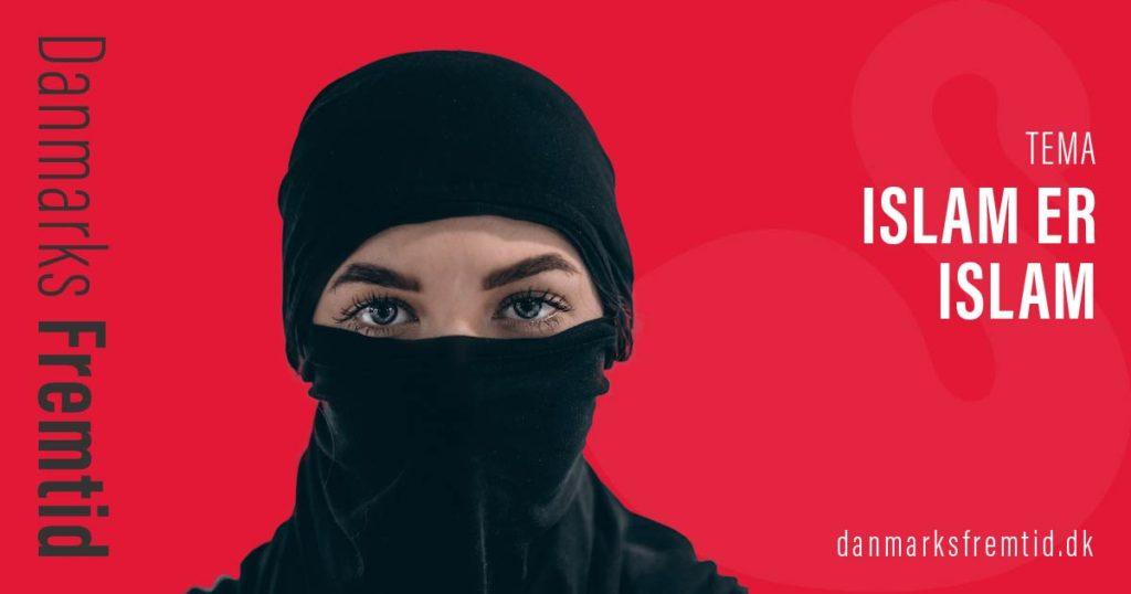 Danmarks Fremtid Tema Islam Er Islam