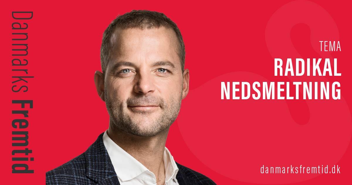 Radikale Venstre's nedsmeltning - Tema - Danmarks Fremtid