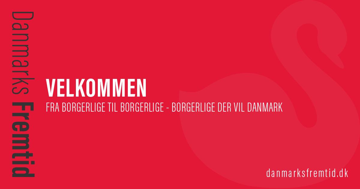 Velkommen til Danmarks Fremtid