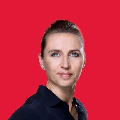 Mette Frederiksen - Socialdemokratiet - Danmarks Fremtid-50