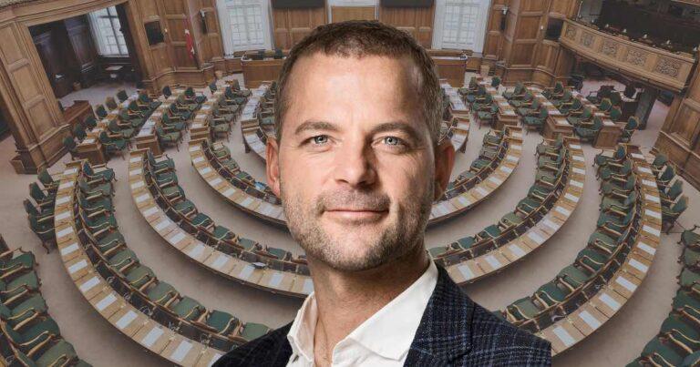 Morten Østergaard - Radikale - Danmarks Fremtid