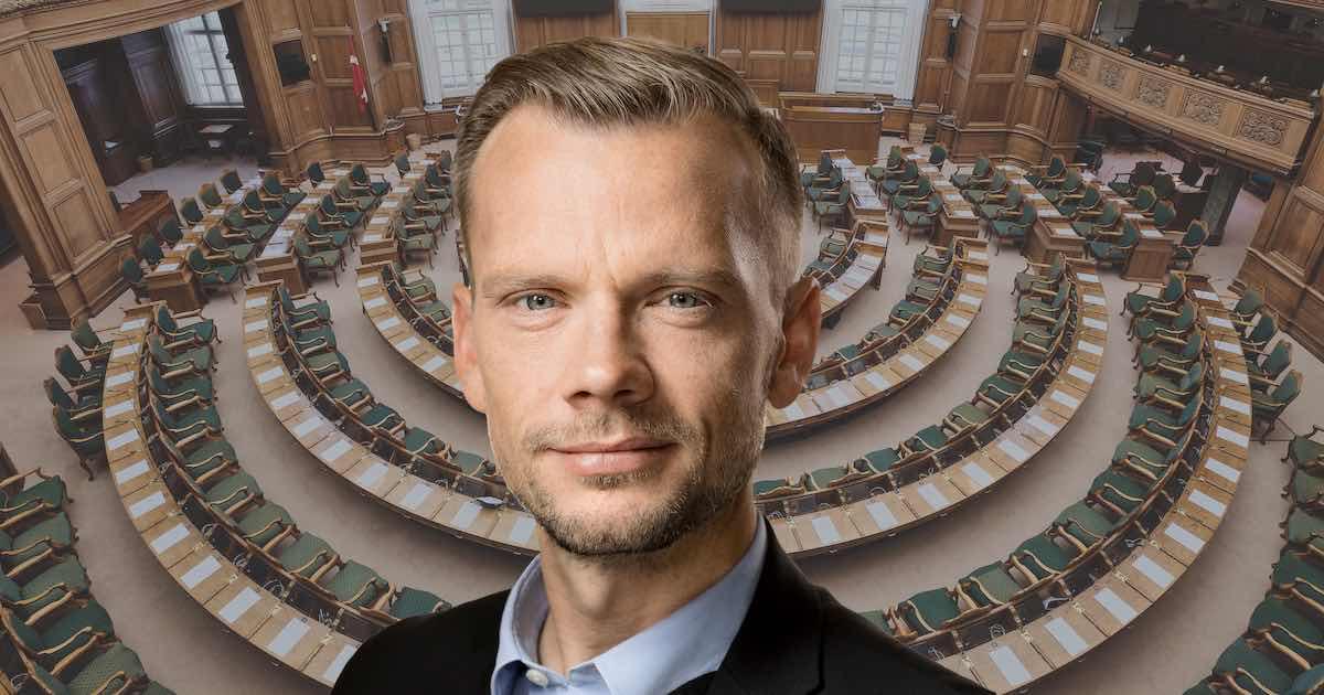 Peter Hummelgaard - Socialdemokratiet - Danmarks Fremtid