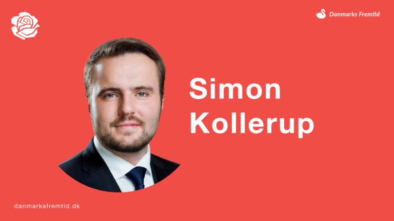 Simon kollerup - Socialdemokratiet
