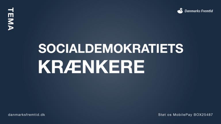 Tema Socialdemokratiets Krænkere