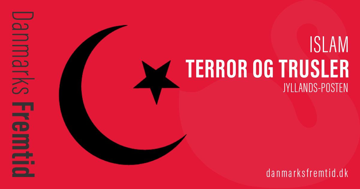 Islam truer Jyllands-Posten til tavshed over Muhammed tegninger