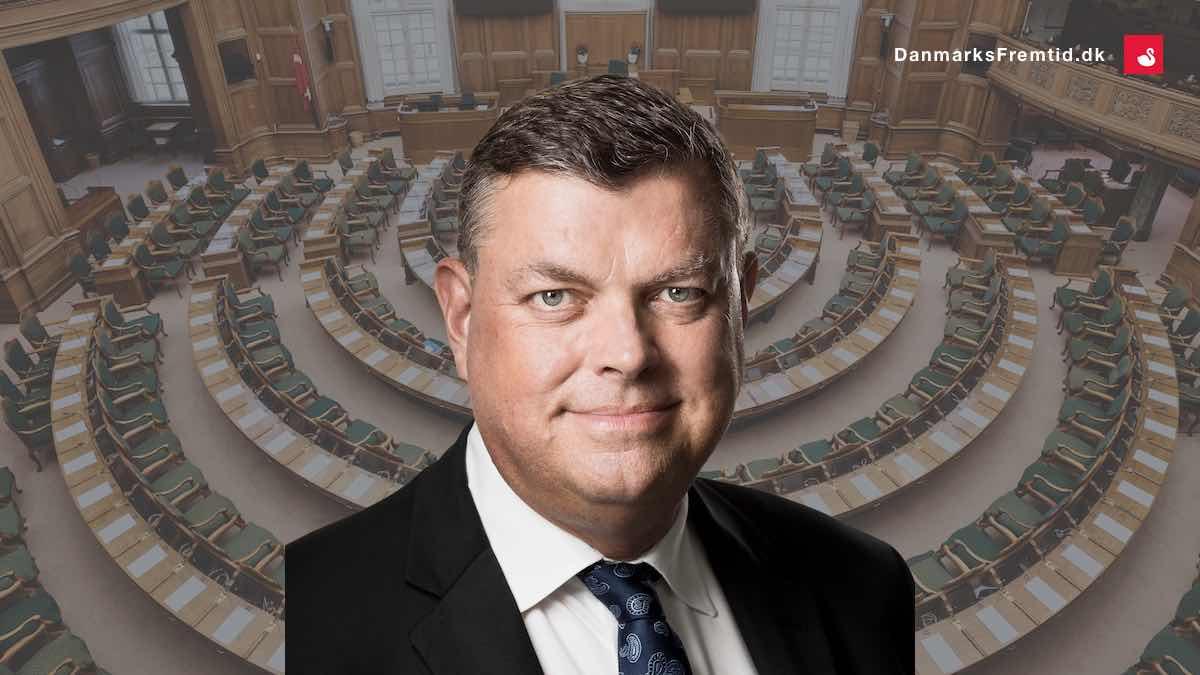 Mogens Jensen - Socialdemokratiet - Danmarks Fremtid