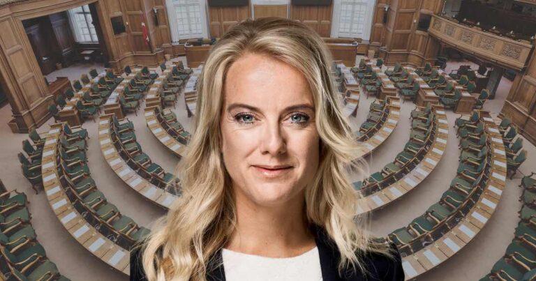 Pernille Vermund - Nye Borgerlige - Danmarks Fremtid