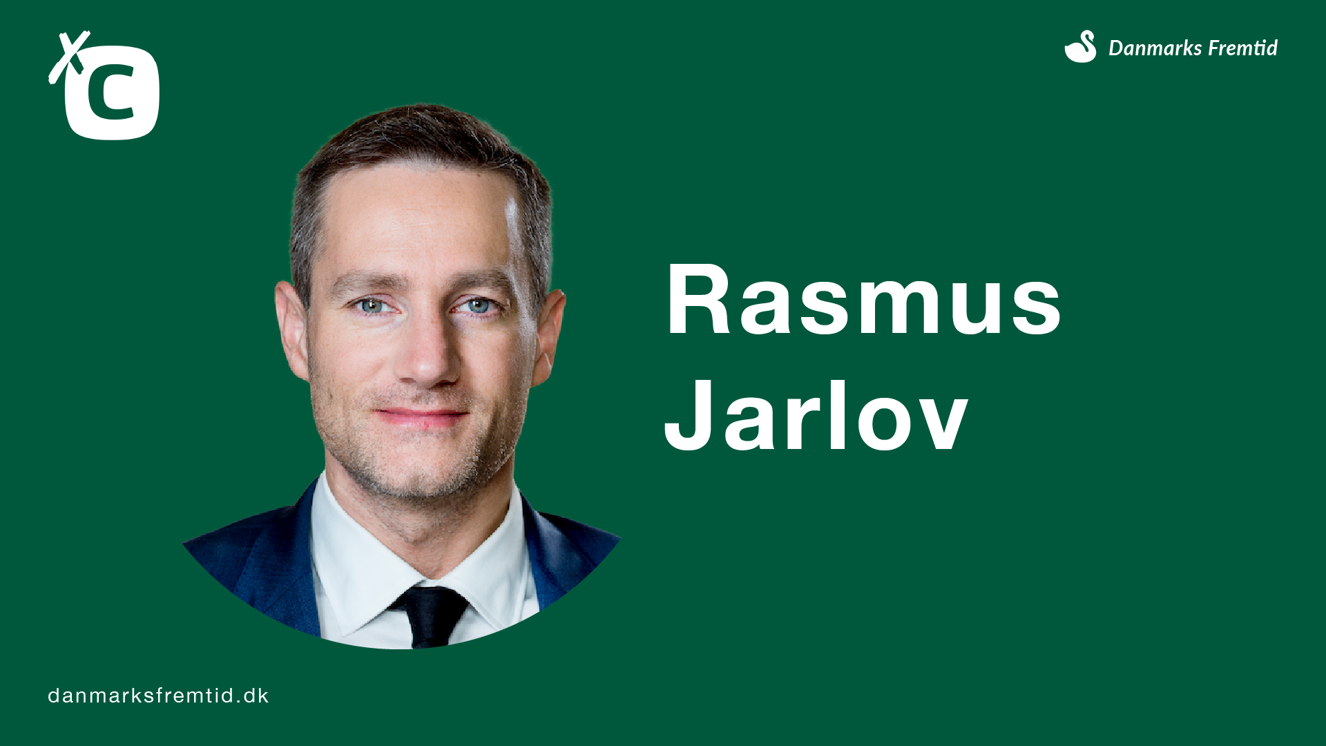 Rasmus Jarlov - Det Konservative Folkeparti