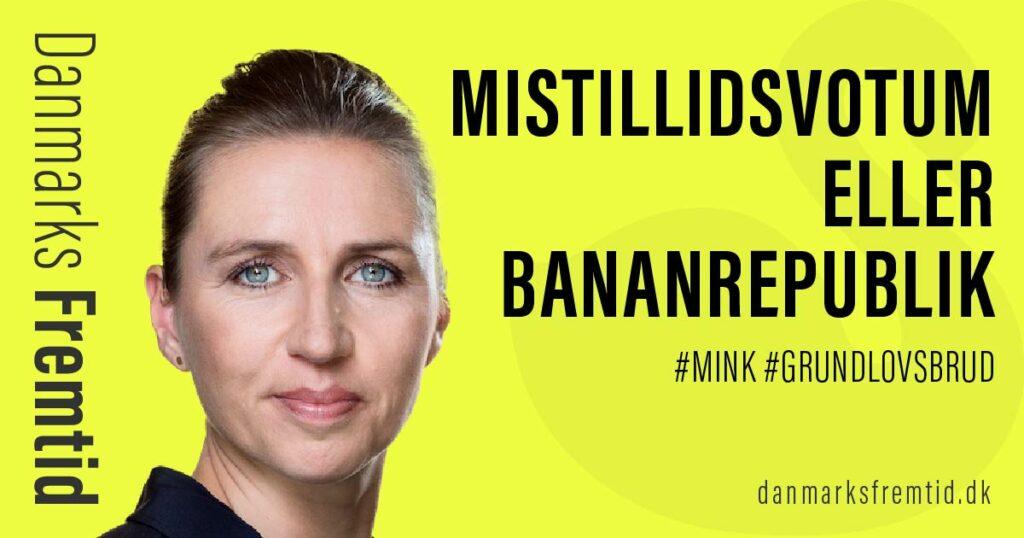 Mink mistillidsvotum bananrepublik