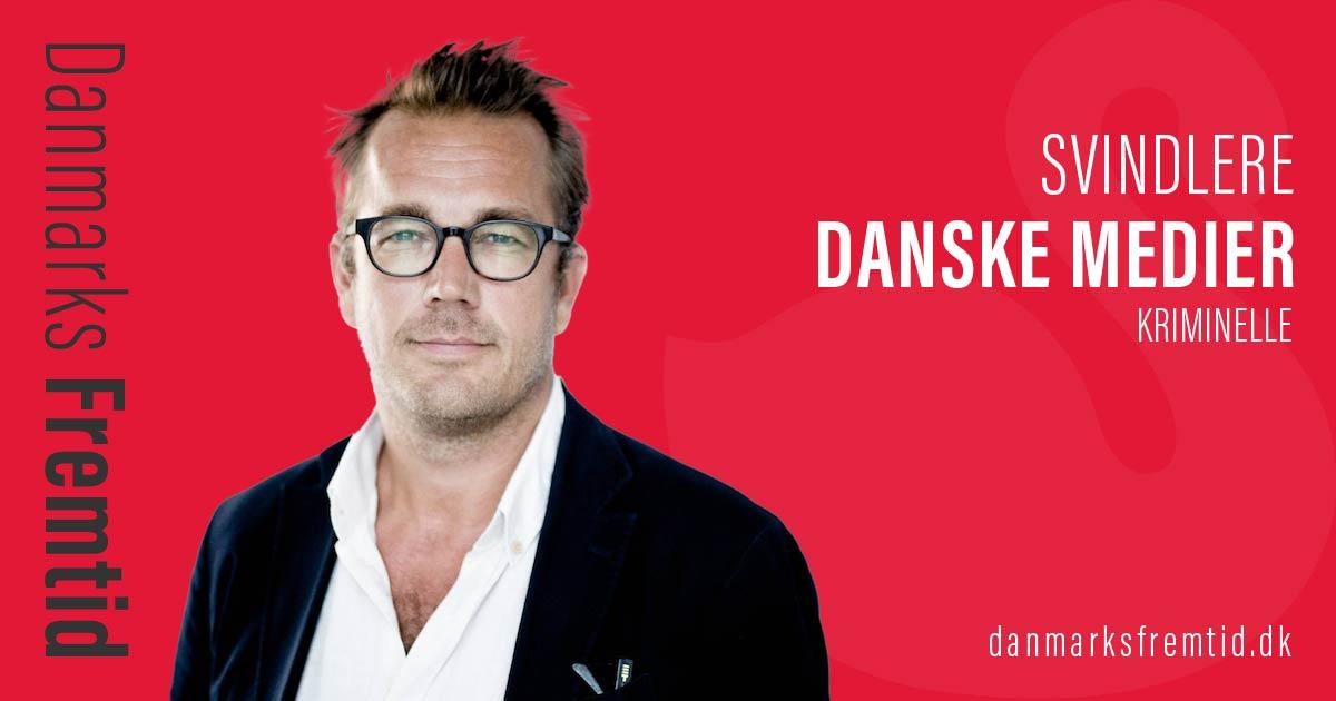 Svindlere og kriminelle ansættes hos de danske medier
