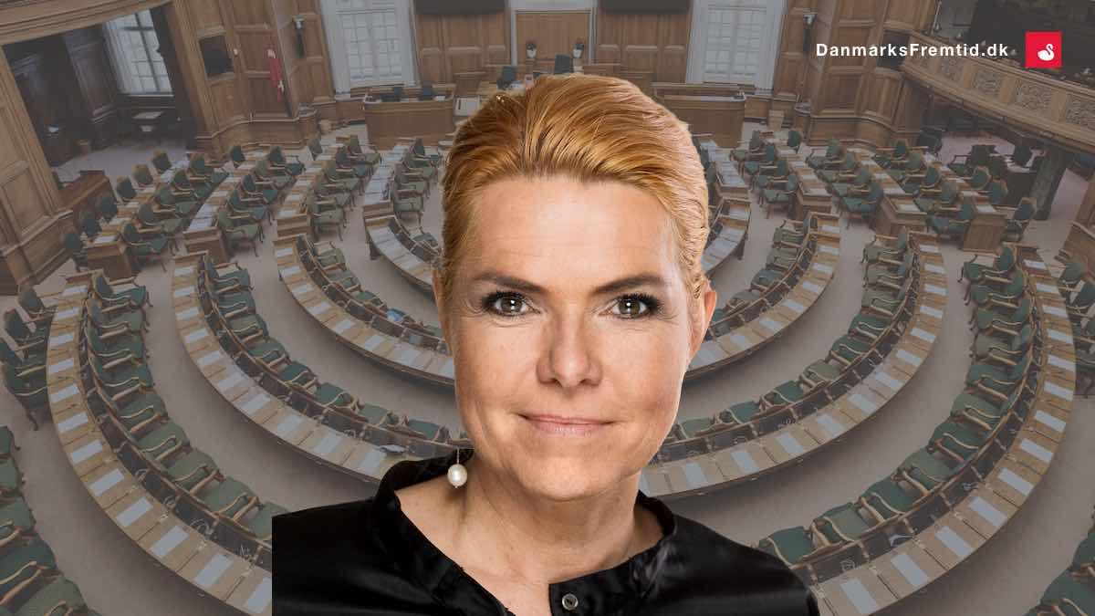 Inger Støjberg - Venstre - Danmarks Fremtid