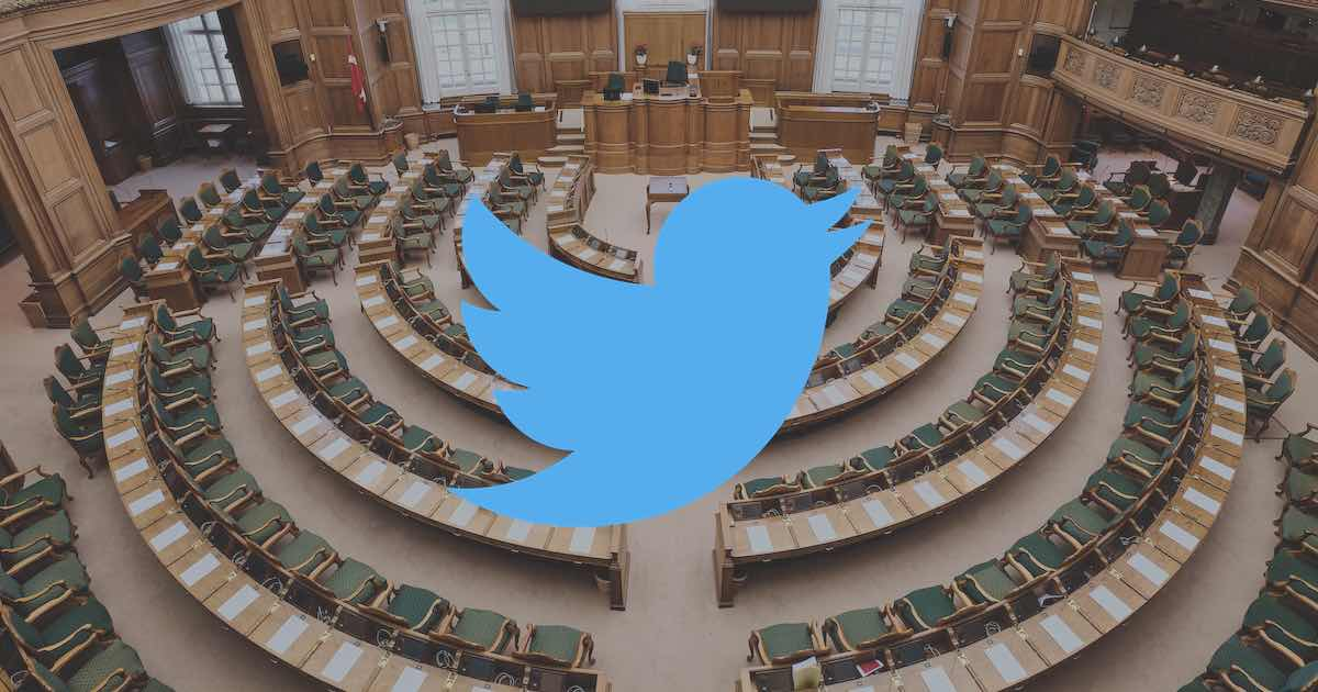 Twitter - Danmarks Fremtid