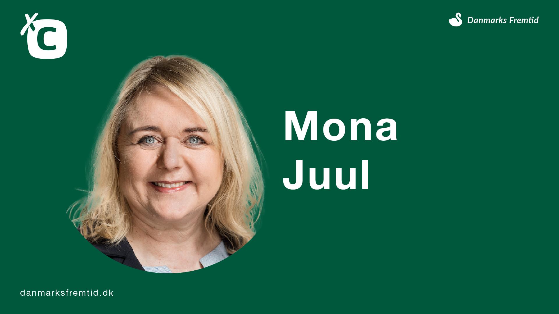 Mona Juul - Det Konservative Folkeparti