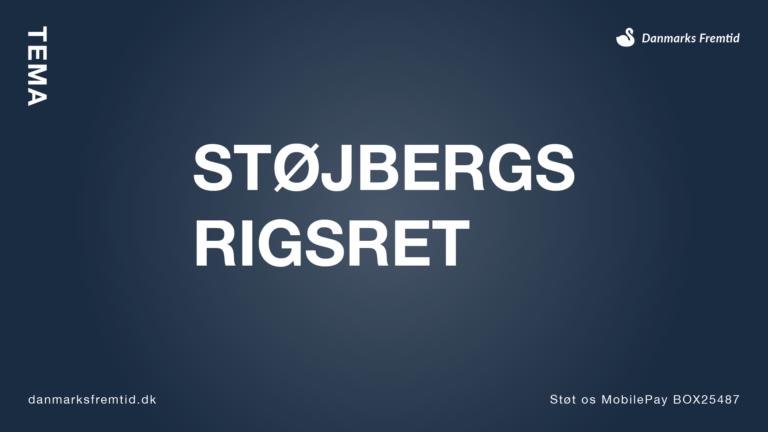 Tema Støjbergs Rigsret