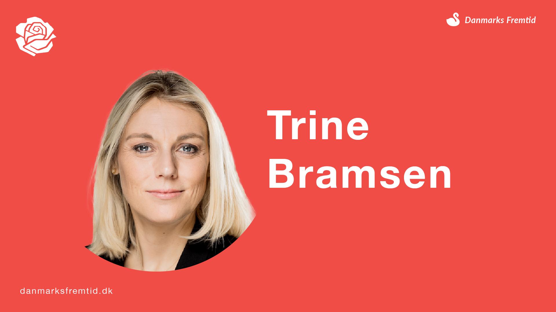 Trine Bramsen - Socialdemokratiet