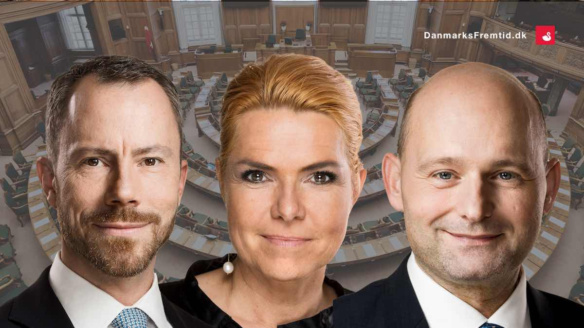 Venstres udlændingeudspil får dødskysset - Danmarks Fremtid