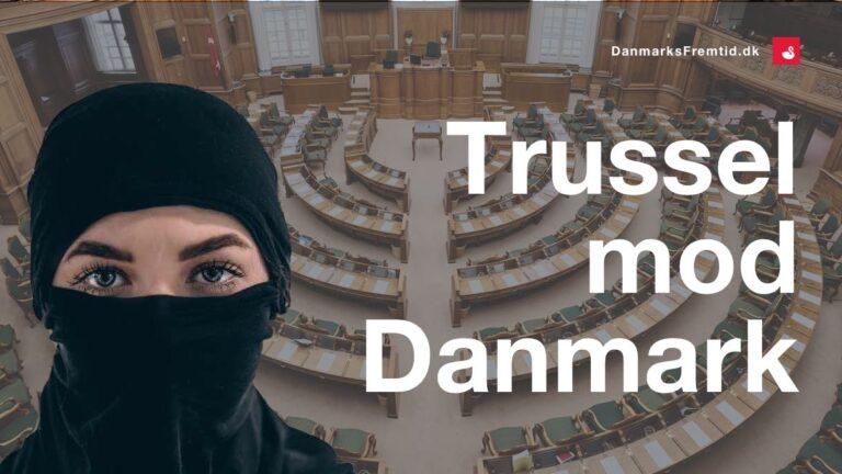 Centrum-venstre sikkerhedsrisiko - Danmarks fremtid