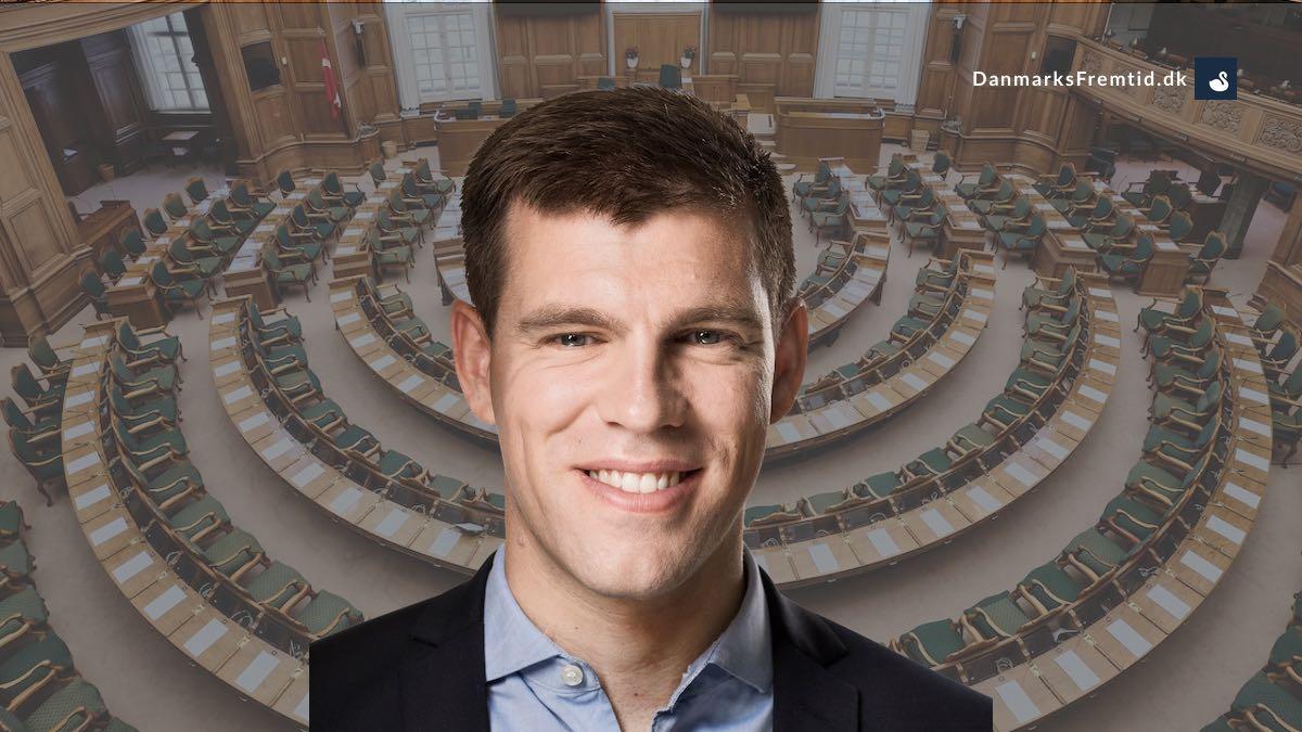 Morten Dahlin - Danmarks Fremtid