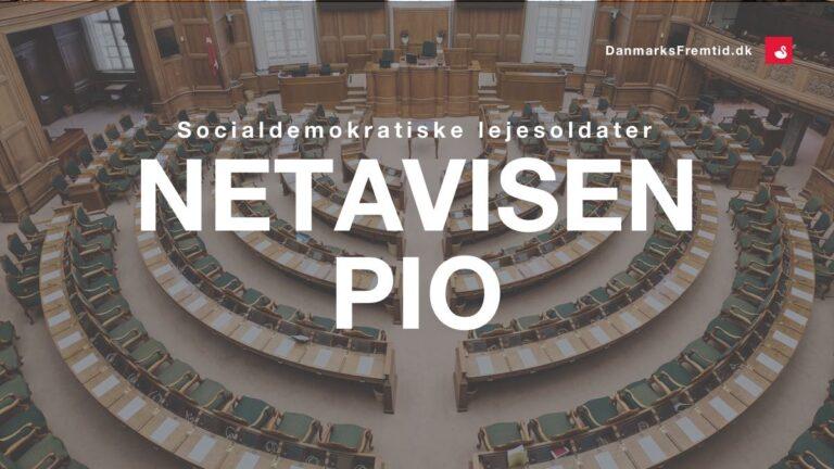 Socialdemokratiske lejesoldater - Danmarks fremtid