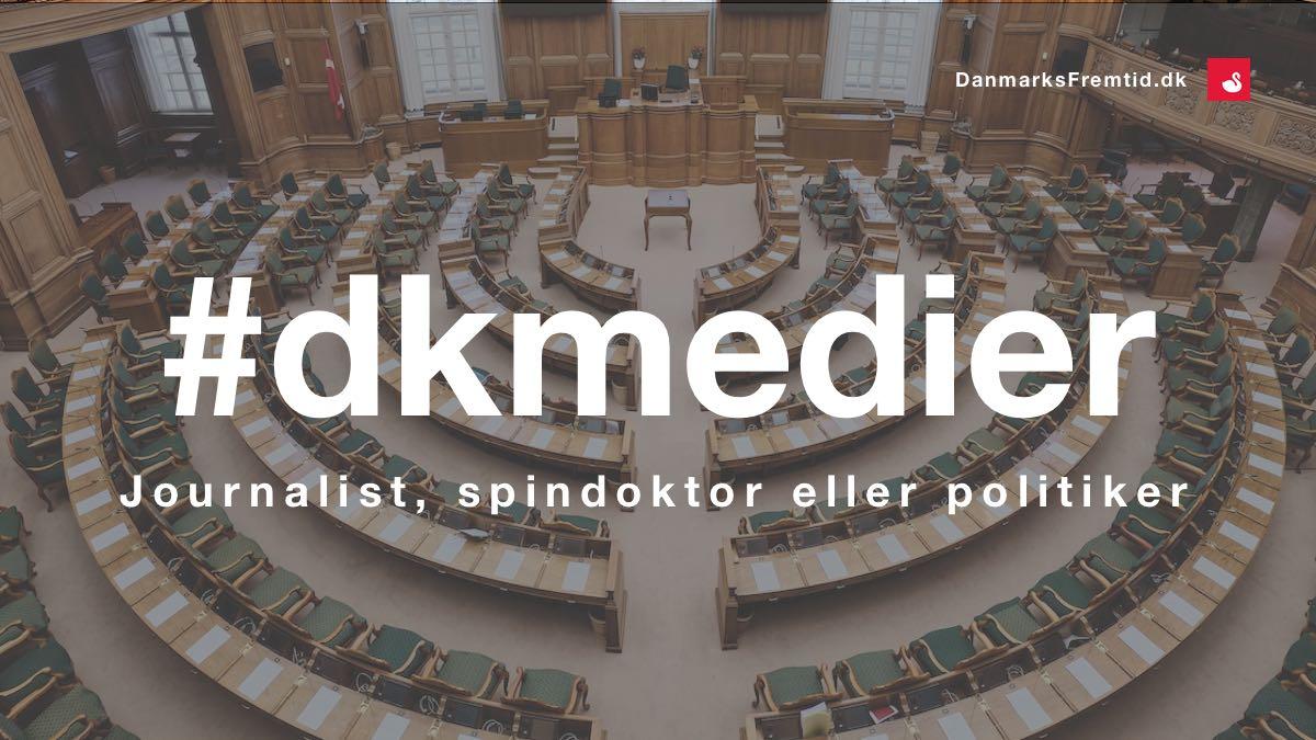 Karensperiode for journalister - Danmarks fremtid