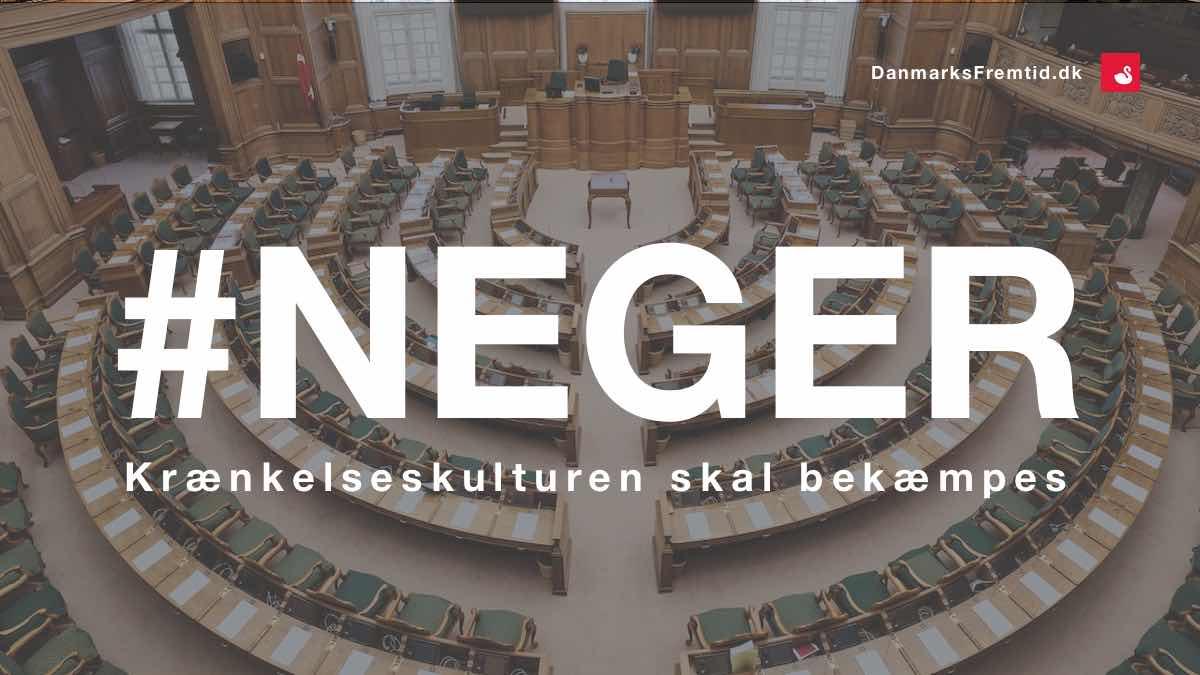 krænkelseskulturen neger gymnasielærer - Danmarks Fremtid