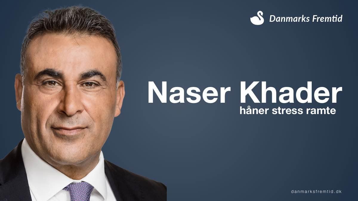 Naser Khader og politikeres sygemelding