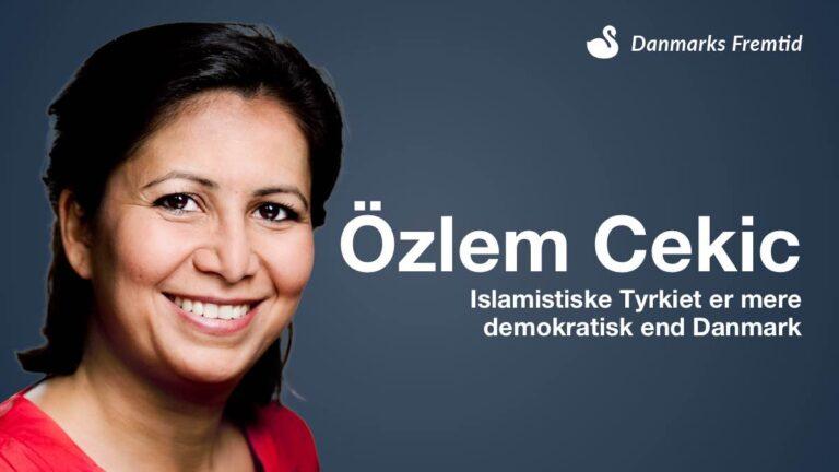 Özlem Cekic islamistiske Tyrkiet