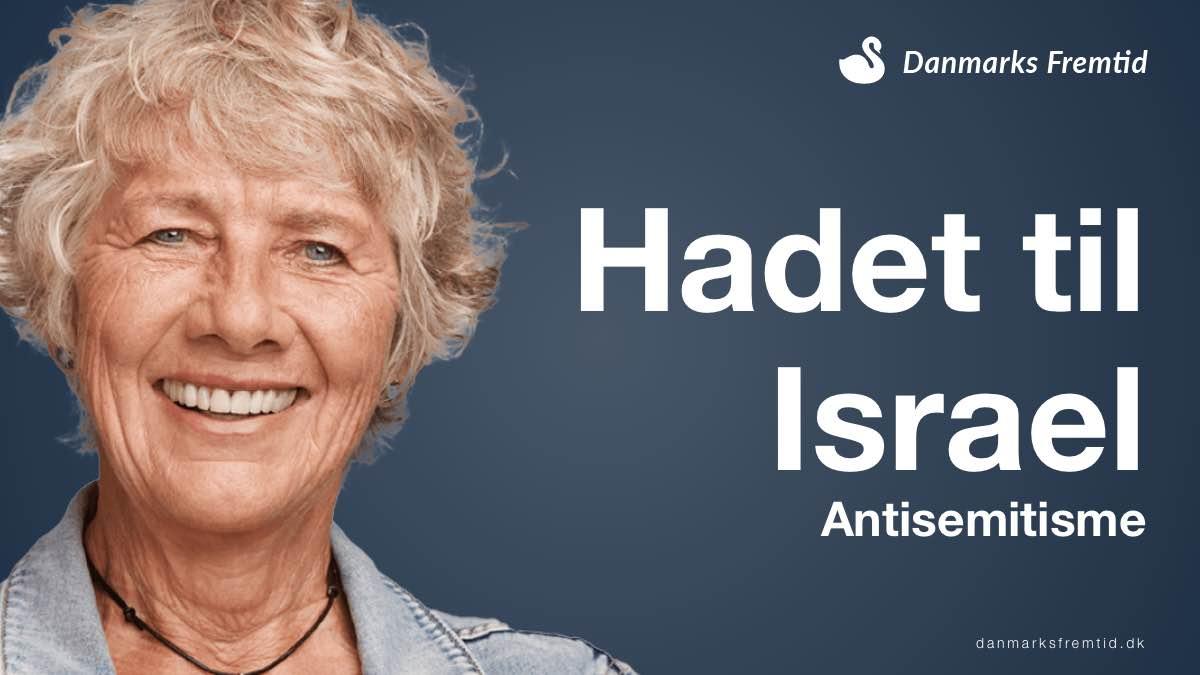 Margrethe Auken had til Israel