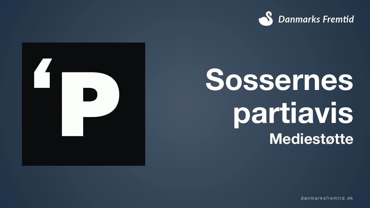 Mediestøtte går til Socialdemokratiets partiavis Netavisen Pio