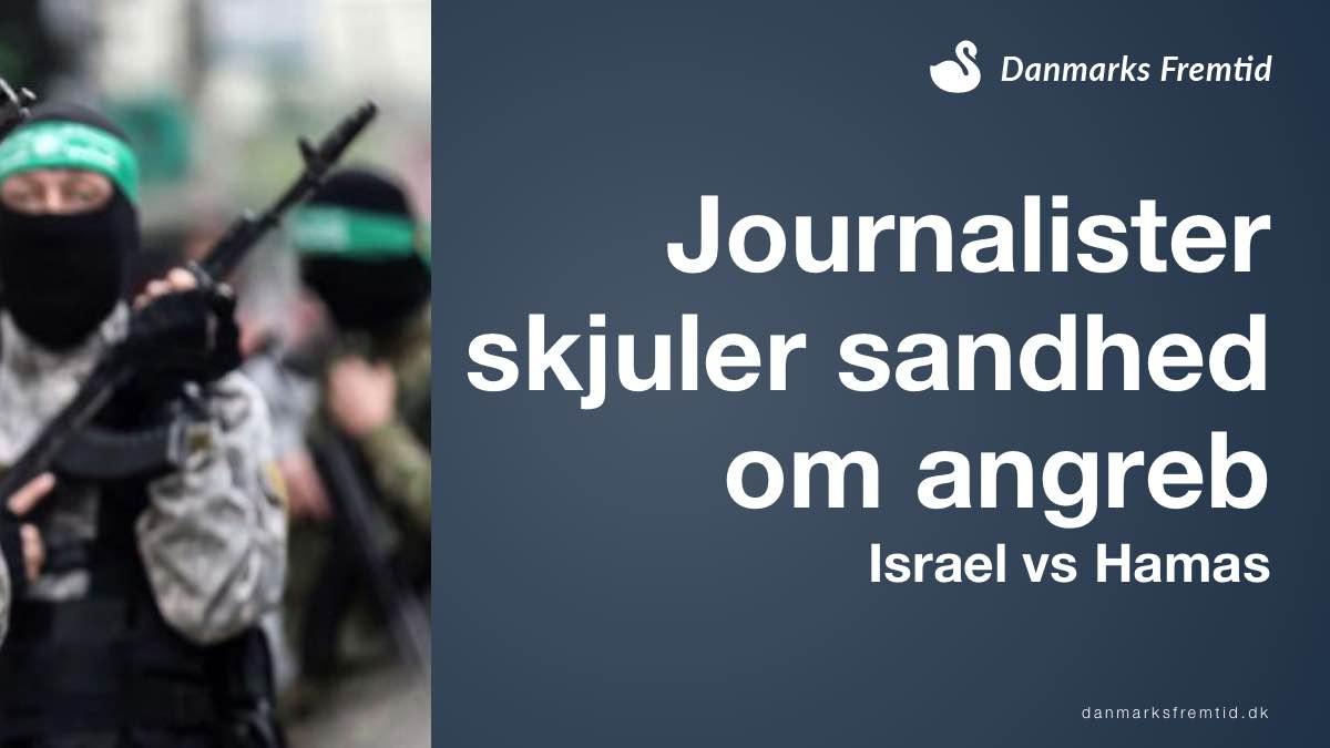 Sandheden om mediernes dækning af Israel og angreb på Hamas