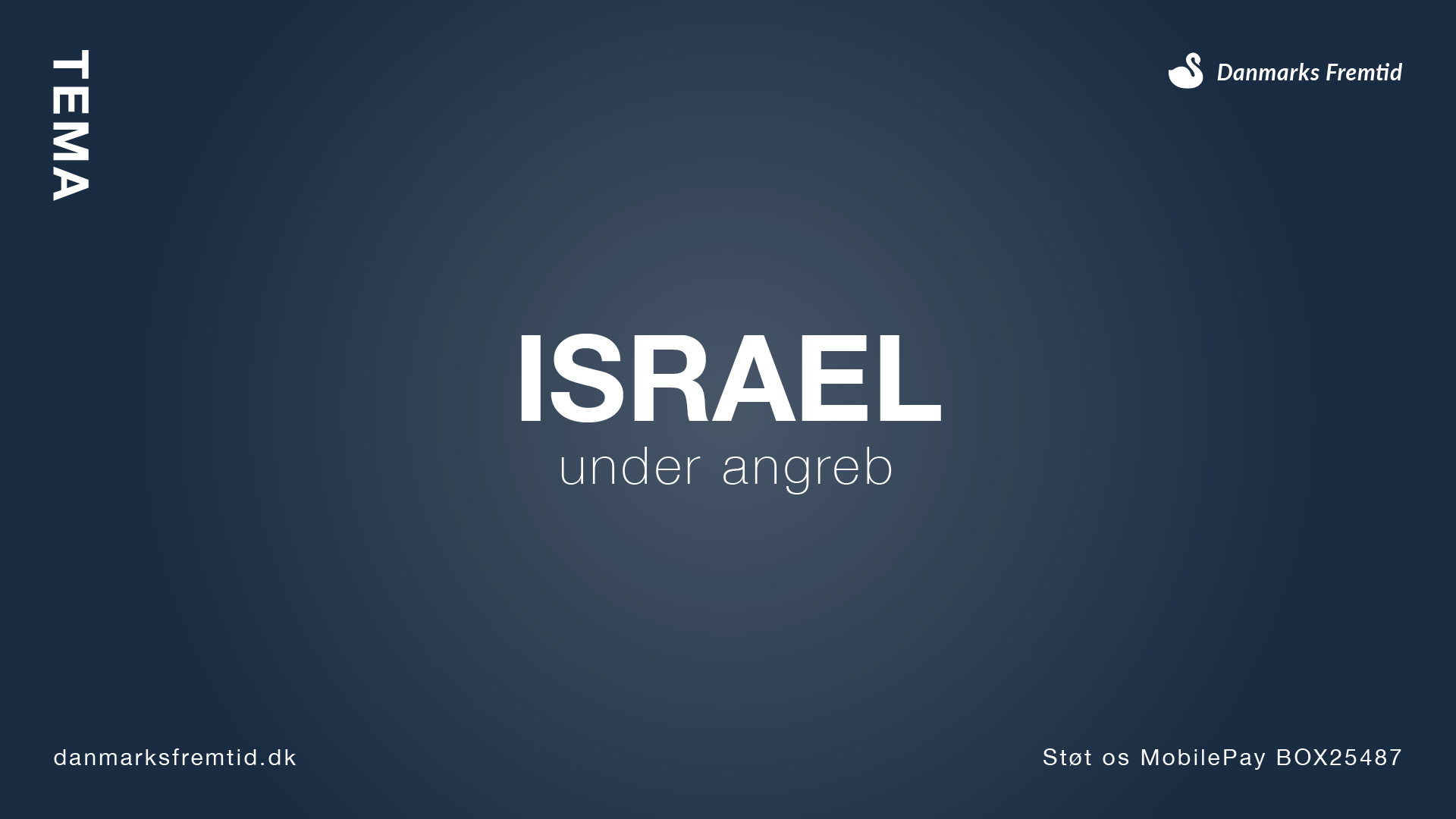 Tema Israel under angreb