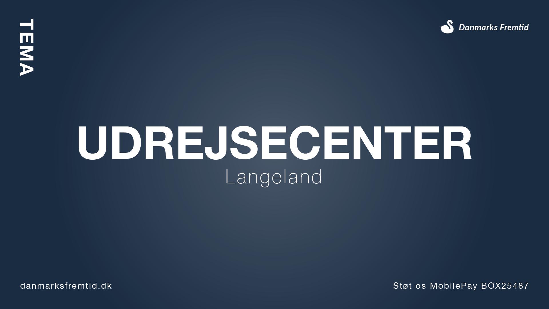 Tema Udrejsecenter Langeland