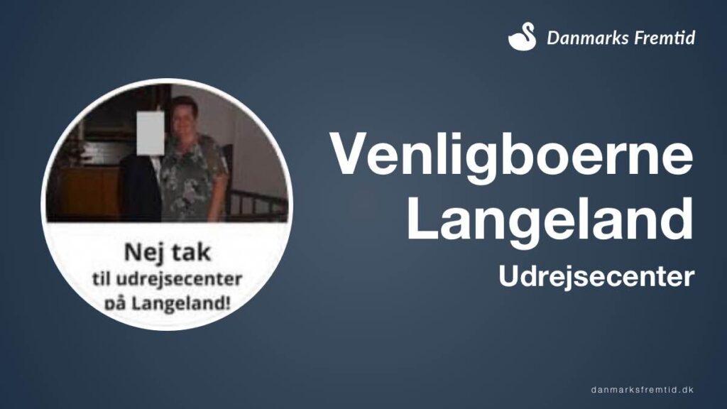 Venligboerne Langeland mod udrejsecenter