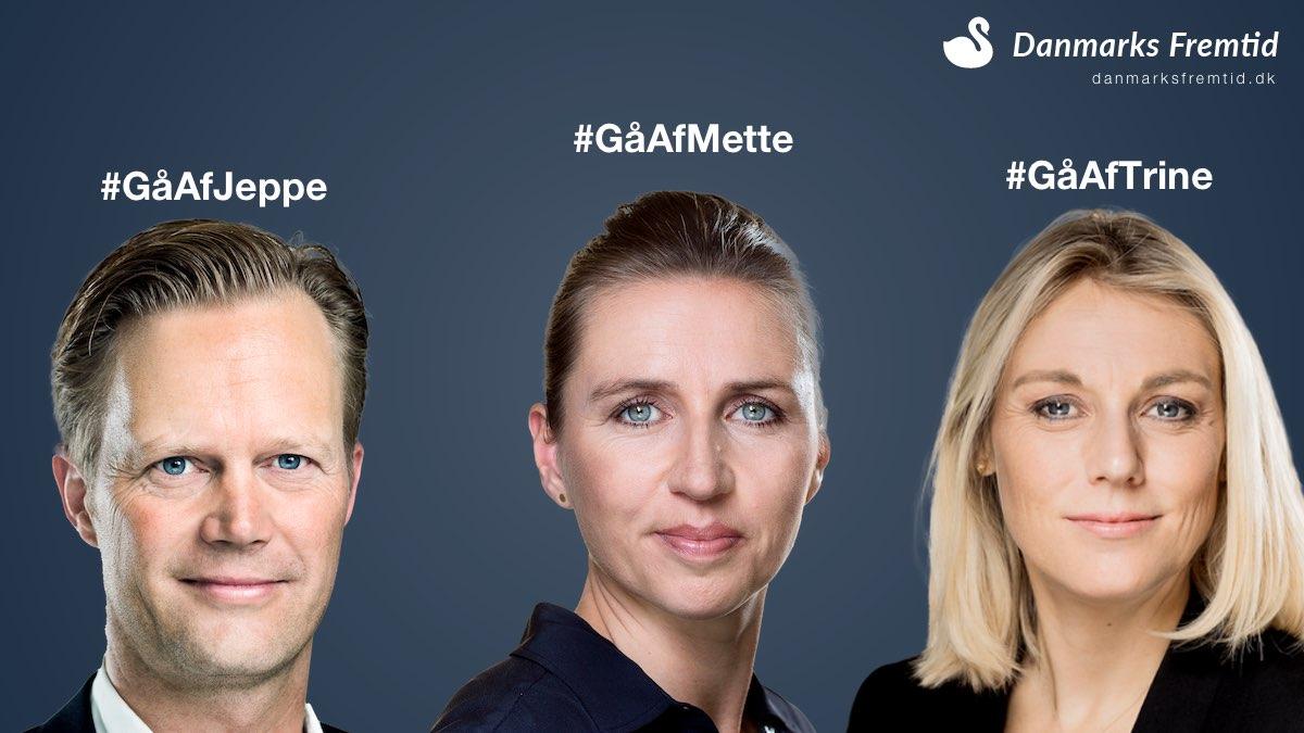 #GåAfMette - #GåAfTrine - #GåAfJeppe - Afganistan svigt