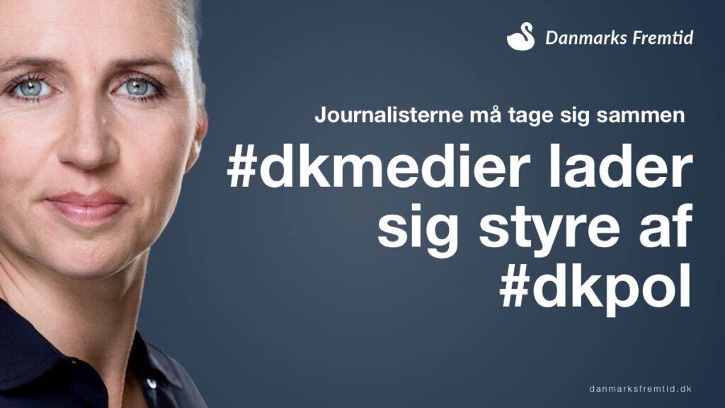 #dkmedier lader sig styre af #dkpol