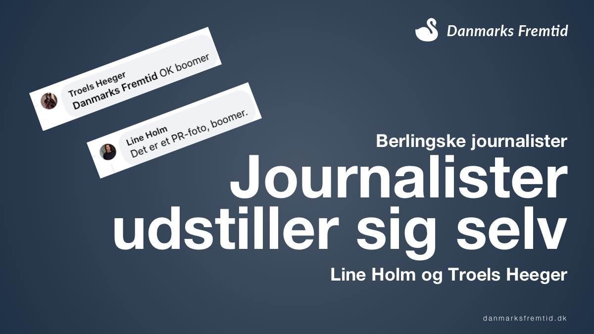 Berlingske journalister amok over kritik