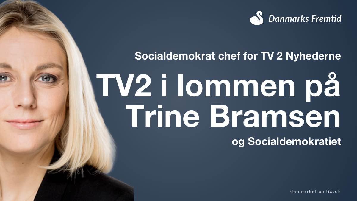 Har Thomas Funding censureret for Trine Bramsen?