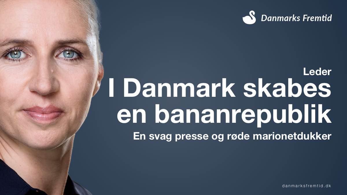 I lille Danmark skabes en bananrepublik