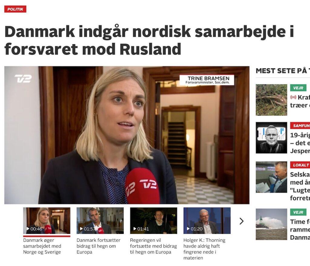 TV 2 redigeret overskrift