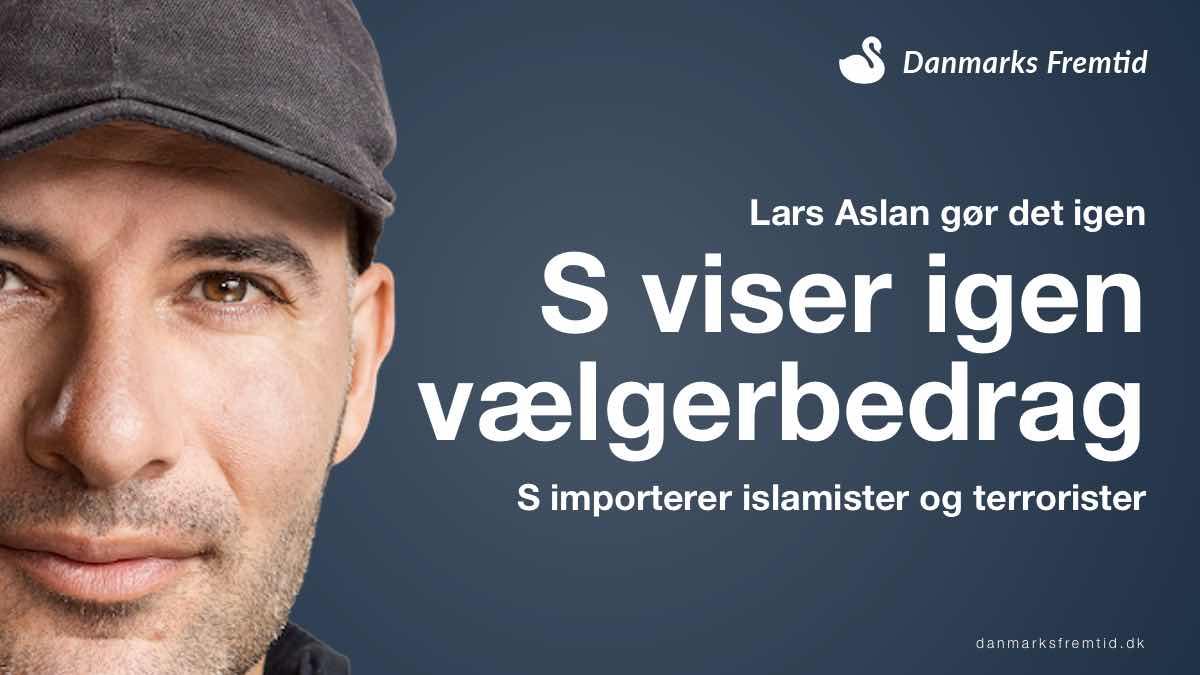 Islamisk stat - Lars Aslan viser socialdemokratiets hykleri