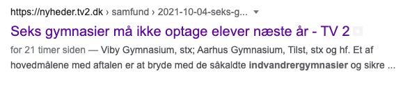 TV 2 Nyhederne før censur