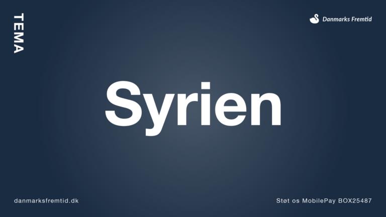 Tema Syrien