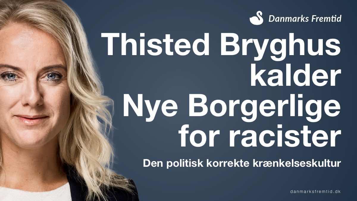 Thisted Bryghus forbinder Pernille Vermund med racisme